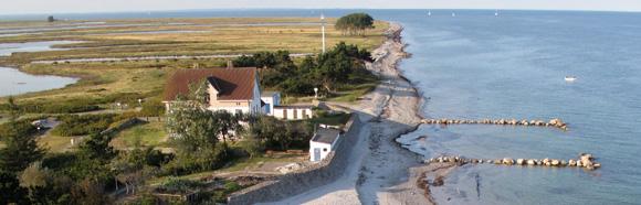 """Das """"Ökosystem Ostsee"""" und die anthropogenen Einflüsse - eine meereswissenschaftliche Fortbildung auf der Lotseninsel Schleimünde im Mai/Juni 2016"""