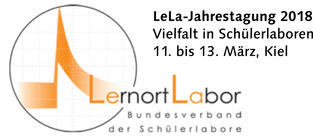 Vom 11. bis 13. März findet an der Uni Kiel die LeLa-Jahrestagung statt