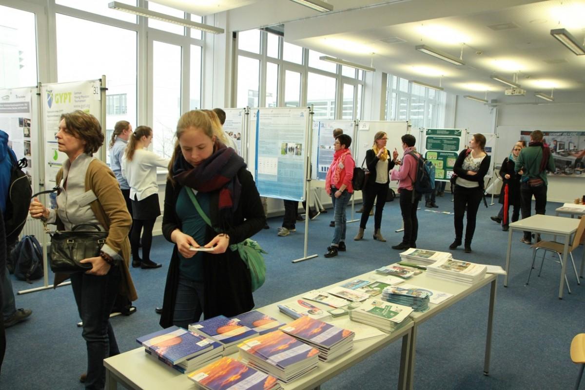 Jahrestagung der Schülerlabore in Kiel