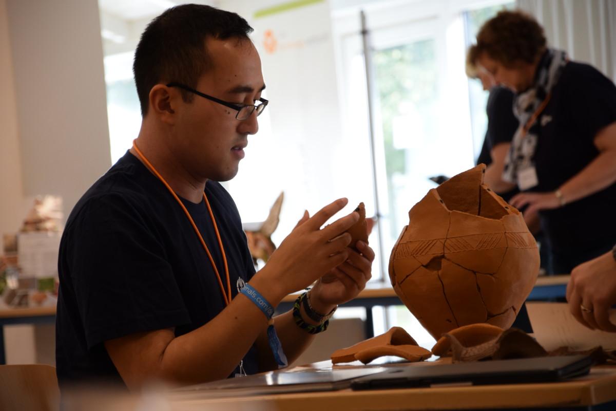 Neues Labor zu Themen der Archäologie