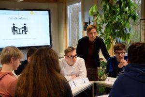 Klimawandel und Demokratie sind Thema beim Schülerlabortag im demokratie:werk