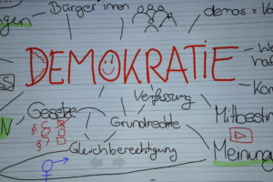 Sommerakademie für Jungen und Mädchen im demokratie:werk