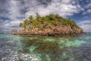 Eine Seerechtsexpertin erklärt in der Kinder- und Schüleruni, warum sich Menschen um Inseln streiten