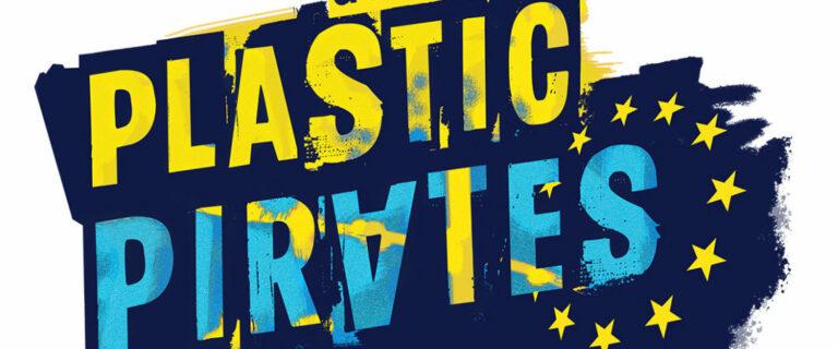 Logo Plastic Pirates - Go Europe!