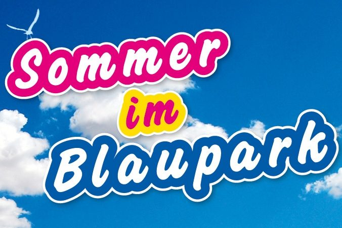 Ferienangebot Sommer im Blaupark
