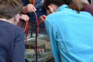 Neugier wecken - Forschung entdecken: Meereswissenschaft